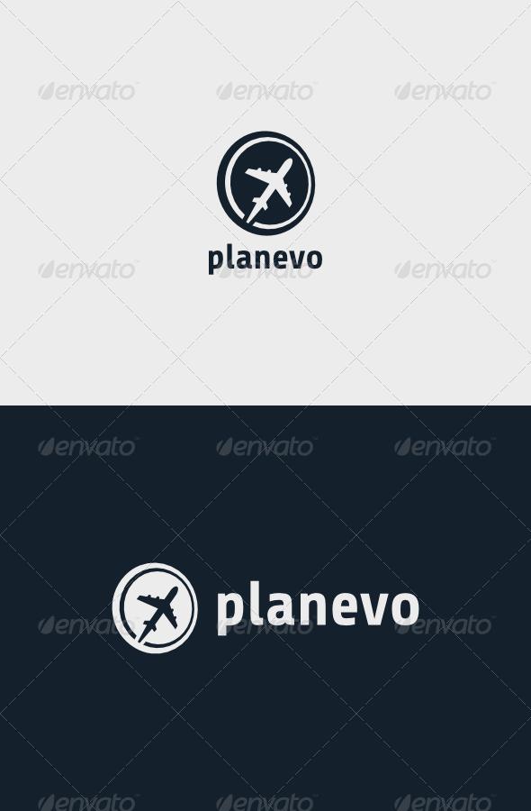 GraphicRiver Planevo Logo 8747580