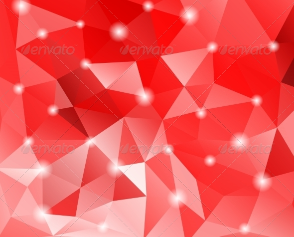 GraphicRiver Abstract Geometric Background with Polygons 8747614