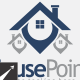 House Point (Real Estate) Logo Template - GraphicRiver Item for Sale