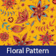 Floral Seamless Pattern with Flowers - GraphicRiver Item for Sale