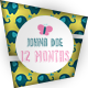 12 Months Baby Book - GraphicRiver Item for Sale