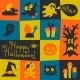 Happy Halloween Card. - GraphicRiver Item for Sale