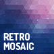 Retro Mosaic Backgrounds - GraphicRiver Item for Sale