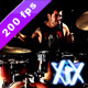 Drums - VideoHive Item for Sale