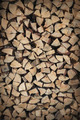 stacked firewood - PhotoDune Item for Sale