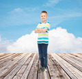 little boy in casual clothes - PhotoDune Item for Sale