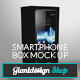 Smartphone - Box Mock Up - GraphicRiver Item for Sale
