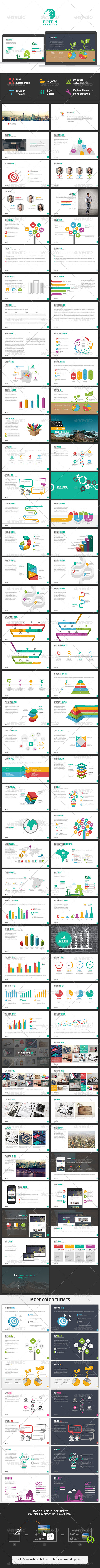 GraphicRiver Botein Keynote Template 8748361