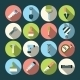 Home Repair Tools Icons - GraphicRiver Item for Sale