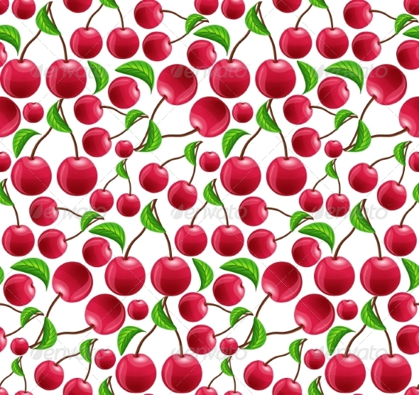 GraphicRiver Cherry Background 8749358