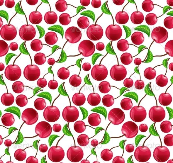 GraphicRiver Cherry Background 8749358