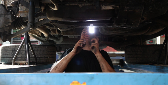 Car Motor Repair