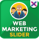 Marketing Sliders