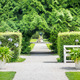 path at Castle Nymphenburg Munich Bavaria Germany - PhotoDune Item for Sale