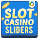 Casino Sliders - GraphicRiver Item for Sale