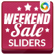 Weekend Sale Slider - GraphicRiver Item for Sale