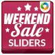 Weekend Sale Slider