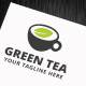 Green Tea Logo Template - GraphicRiver Item for Sale