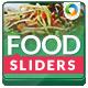 Restaurant & Cafe Sliders