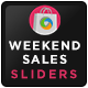 Super Sale Sliders - GraphicRiver Item for Sale