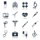 Medical Icons Set - GraphicRiver Item for Sale