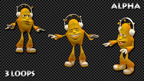 Dance 3D Man Pack