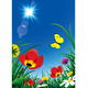 Flowers and Sun - GraphicRiver Item for Sale