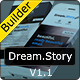 Dream.Story - Responsive Email Template + Builder - ThemeForest Item for Sale