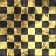 Vintage Crack Old Scratched Empty Chess Board - GraphicRiver Item for Sale