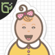 Baby Icons Vector - GraphicRiver Item for Sale