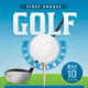 Vector Golf Tournament Illustration - GraphicRiver Item for Sale