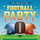 Vector Football Party Illustration - GraphicRiver Item for Sale