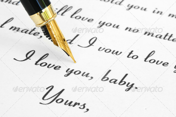 I love you - Stock Photo - Images