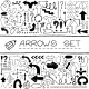 Hand Drawn Arrow Icons with Question and Exclamation - GraphicRiver Item for Sale