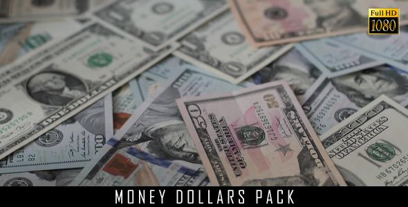 Money Dollars Pack