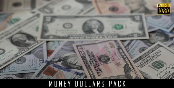 Money Dollars Pack 3
