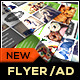 Corporate Multipurpose Flat Flyer Template