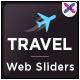 Travel Sliders