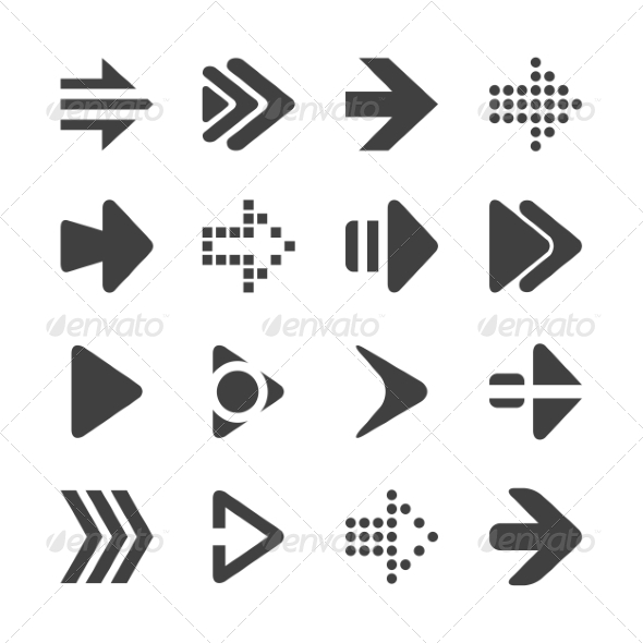 GraphicRiver Arrows 8755762