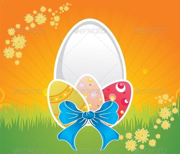 GraphicRiver Easter Design 8755979