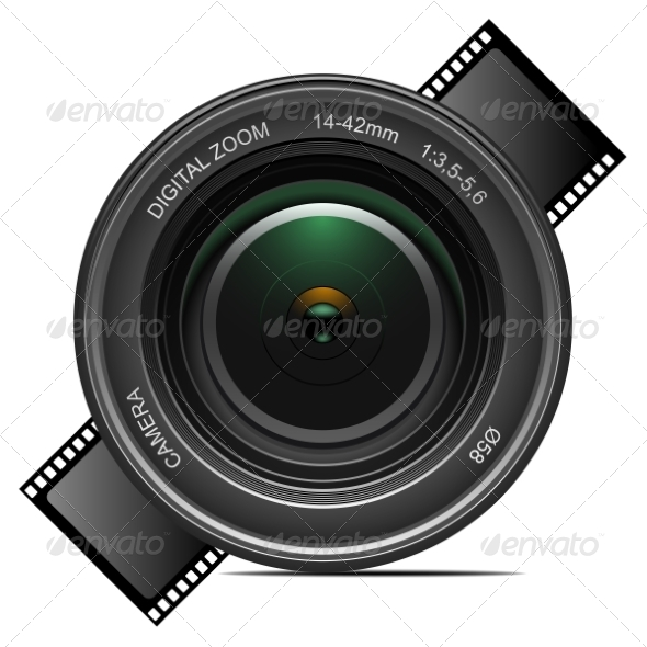 GraphicRiver Camera Lens 8756408