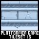 Platformer RPG castle