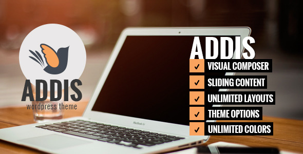 Download PADDIS - Simple Sliding WordPress Theme nulled download