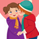 Children in Love - GraphicRiver Item for Sale