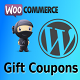WooCommerce Gift Coupons - CodeCanyon Item for Sale
