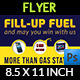 Gas Station Flyer Template - GraphicRiver Item for Sale