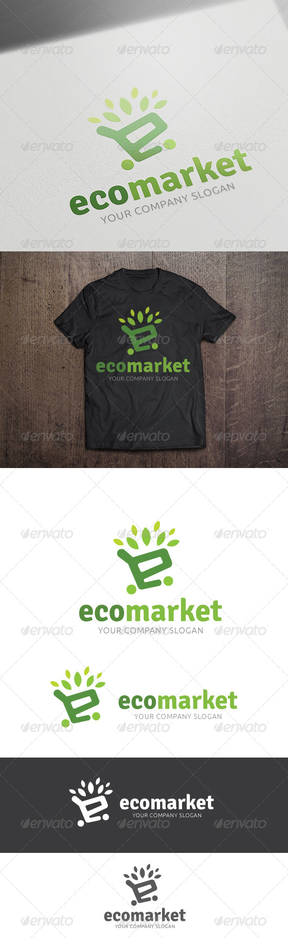 GraphicRiver Eco Market 8757721