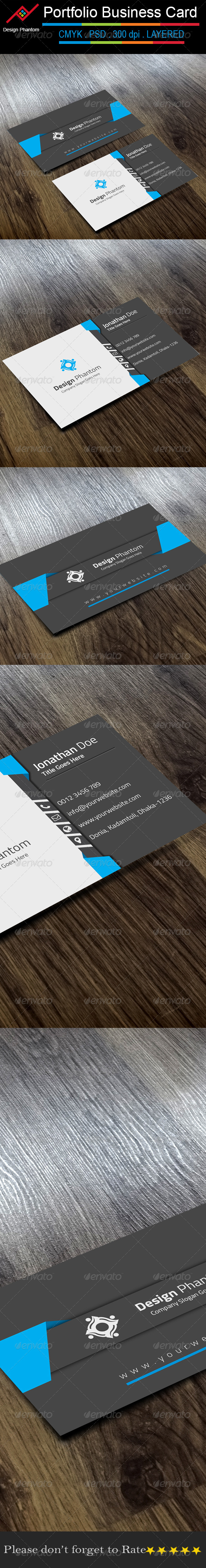 GraphicRiver Creative Business Card 8757741