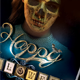 Halloween Poster + Fb-Twitter Covers - GraphicRiver Item for Sale