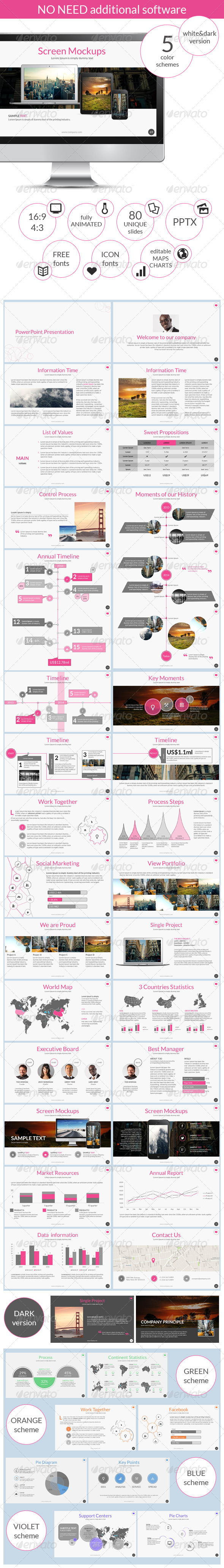 GraphicRiver Ja PowerPoint Presentation 8758449